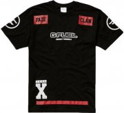 faze clan player jersey shortsleeve / esport trøje i sort - xs - Merchandise