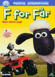 f for får / shaun the sheep 9 - den store jagt - DVD