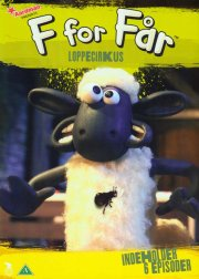f for får / shaun the sheep - sæson 4 loppecirkus - DVD