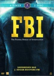 Image of   Fbi Boks - Federal Bureau Of Investigation - DVD - Film