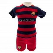 fc barcelona trøje / t-shirt og shorts - 6-9 mdr - Merchandise