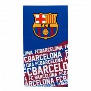 fc barcelona merchandise - håndklæde - 140 x 70 cm - Merchandise