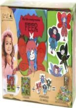 feer, min lille eventyrverden - aktivitetsæske - bog