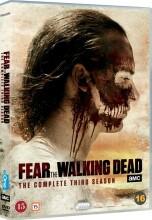 fear the walking dead - sæson 3 - DVD
