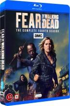 fear the walking dead - sæson 4 - Blu-Ray