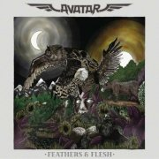 avatar - feathers & flesh - cd