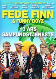 fede finn og funny boyz - 10 års samfundstjeneste - DVD