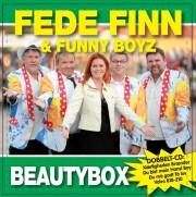 fede finn og funny boyz - beautybox - cd