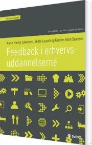 feedback i erhvervsuddannelserne - bog