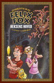 felix fox 2. heksens hoved - bog