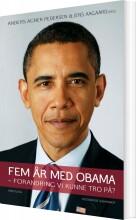 fem år med obama - bog