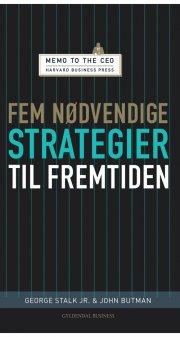 fem nødvendige strategier til fremtiden - bog