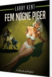 fem nøgne piger - bog