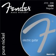 el guitar strenge: fender pure nickel 150r 10-46 - Musikinstrumenter
