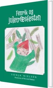 fenrik og juletræsfesten - bog