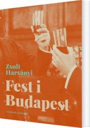 fest i budapest - bog