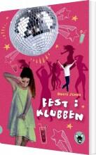 fest i klubben - bog
