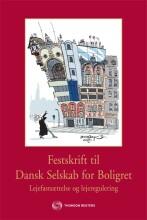 festskrift til dansk selskab for boligret - bog