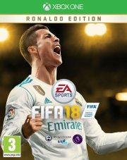 fifa 18 - ronaldo edition - xbox one