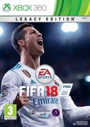 fifa 18 - legacy edition (nordic) - xbox 360
