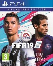 fifa 19 / 2019 - champions edition - nordic - PS4