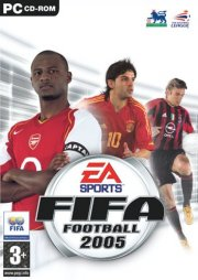 fifa football 2005 classic - dk - PC