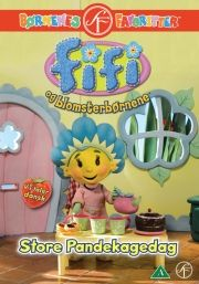 fifi and the flowertots / fifi & blomsterbørnene - store pandekagedag - DVD