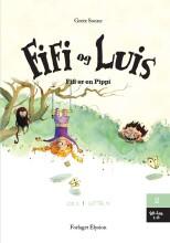 fifi er en pippi - bog