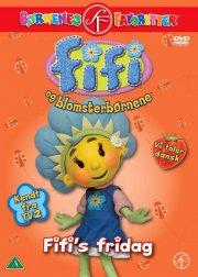 fifi and the flowertots / fifi og blomsterbønene 10 - fifis fridag - DVD