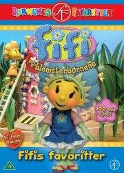 fifi and the flowertots / fifi og blomsterbønene - fifis favoritter - DVD