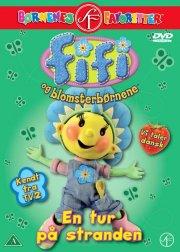 fifi and the flowertots / fifi og blomsterbørnene 9 - en tur på stranden - DVD