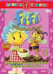 fifi and the flowertots / fifi og blomsterbørnene - chokoladeoverraskelsen - DVD