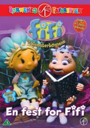 fifi and the flowertots / fifi og blomsterbørnene - en fest for fifi - DVD