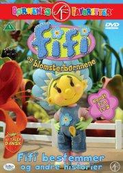 fifi and the flowertots / fifi og blomsterbørnene - fifi bestemmer - DVD