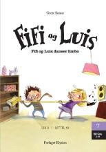 fifi og luis danser limbo - bog