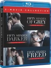 fifty shades trilogy box set - Blu-Ray