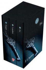 Fifty shades-boks - Bind 1, 2 og 3 pb - bog