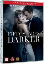 fifty shades darker / fifty shades i mørket - DVD