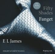 fifty shades - fanget - CD Lydbog