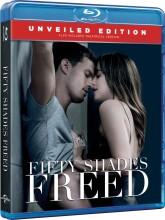 fifty shades 3 - freed / fri - Blu-Ray