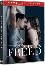 fifty shades 3 - freed / fri - DVD