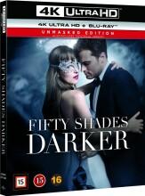 fifty shades darker / fifty shades i mørket - 4k Ultra HD Blu-Ray