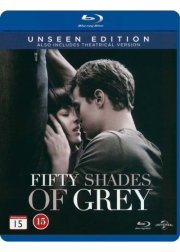 fifty shades of grey - unseen edition - Blu-Ray