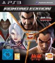 fighting edition: tekken 6 + tekken tag tournament 2 + soul calibur v (5) - PS3