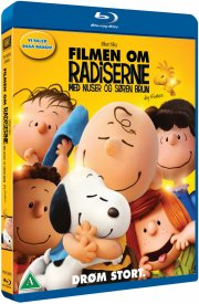 the peanuts movie - Blu-Ray