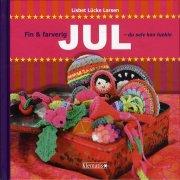 fin og farverig jul - du selv kan hækle - bog