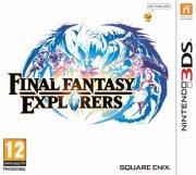 final fantasy - explorers - nintendo 3ds
