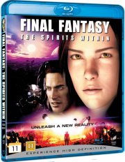 final fantasy - the spirits within - Blu-Ray