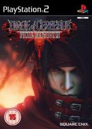 final fantasy vii: dirge of cerberus - PS2