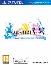 final fantasy x & x-2 hd remaster - ps vita